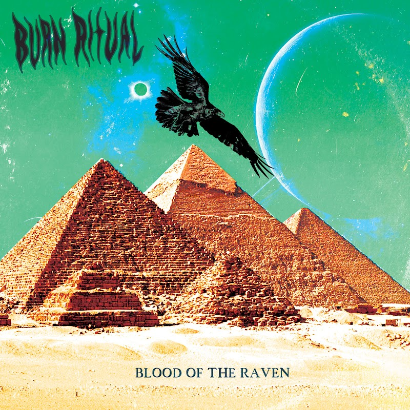 Burn Ritual - Blood of the Raven | Review