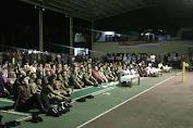 Usai Nonton Wayang NKRI, Panglima TNI Bersama Presiden Jokowi Nobar Film G30S/PKI