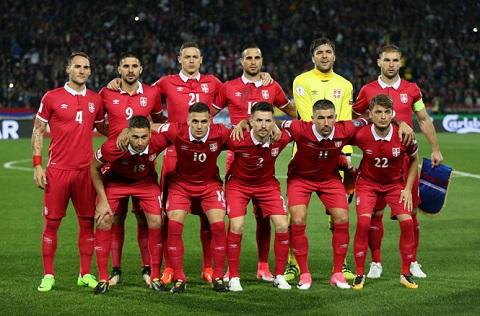 Chân sút trẻ của Fulham được kỳ vọng sẽ tỏa sáng để Serbia chắp cánh bay