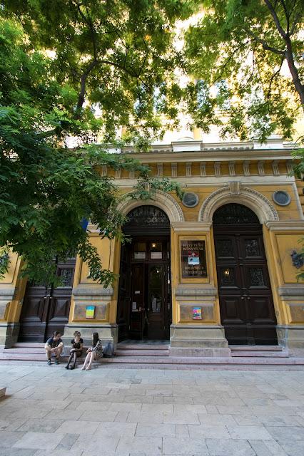 Palazzo Karoly-Budapest