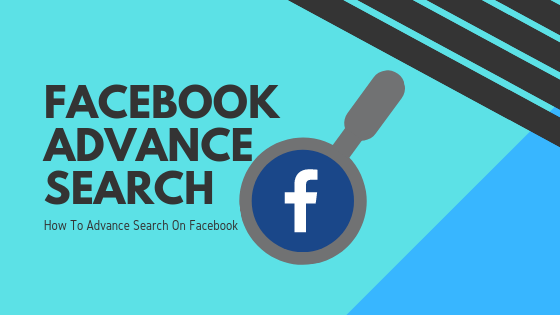 Facebook App Advanced Search<br/>