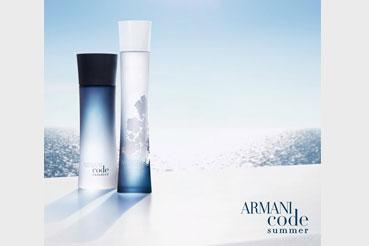 New Armani Code Summer Pour Femme Eau Fraiche By Giorgio Armani