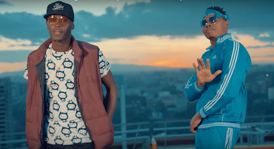 Sultan Wa Pwani Ft King Kaka - Sina Video