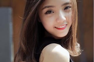Gái xinh facebook Lâm Á Hân