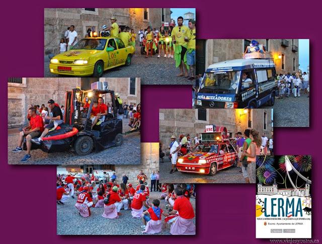 Lerma en Fiestas, Burgos