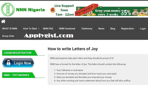 A-Z How NNN Nigeria Works