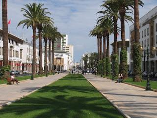 Rabat, Les dix villes les plus propres d'Afrique