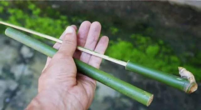 Bambu Sakti Zaman Bocah