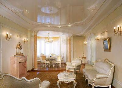 Лепка потолков в Волгограде - стиль Классицизм
