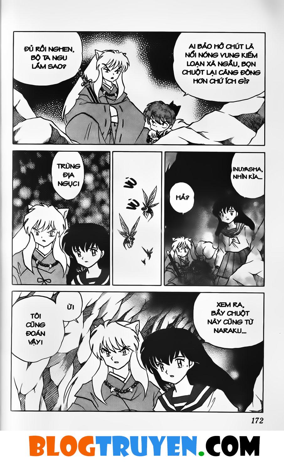 Inuyasha vol 33.10 trang 5