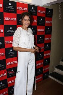 Bollywood Actress Bipasha Basu Unviels Health Nutrition Success Issue Pos  0012.JPG