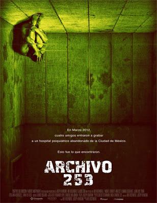 Archivo 253 (2015) Español Latino (DVDRip)