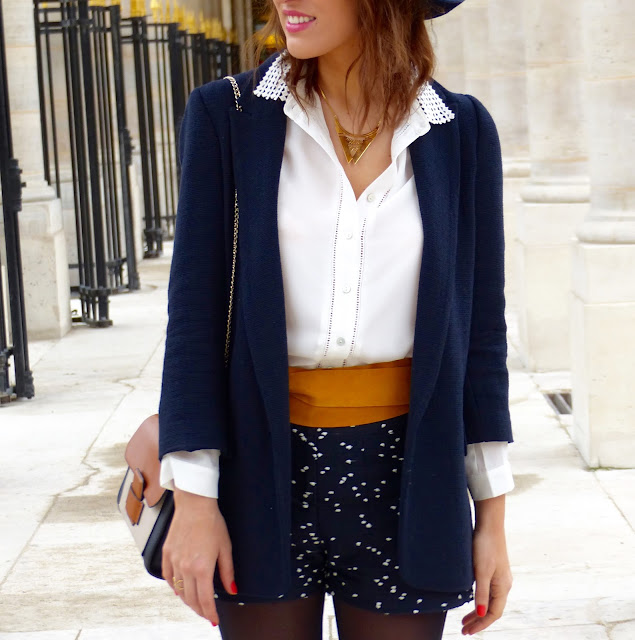 chemise blanche blog