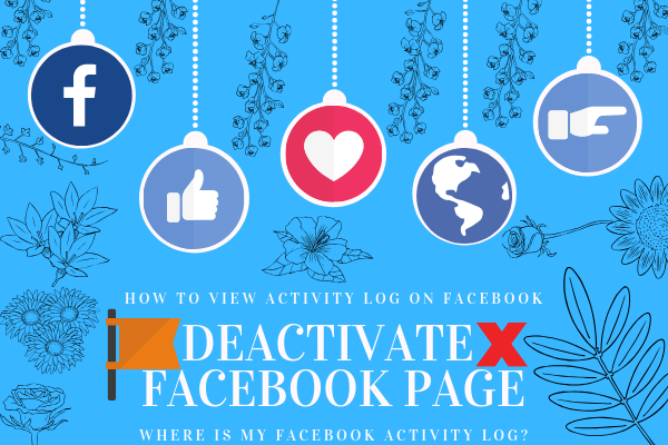 Deactivate Page On Facebook<br/>