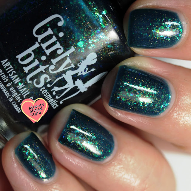 Girly Bits Mermacorn swatch by Streets Ahead Style