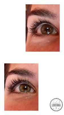 Foto arriba antes, foto abajo después