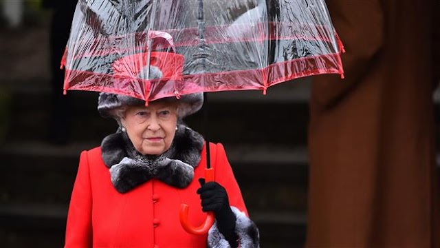 Queen Elizabeth II too ill to attend Christmas Day services