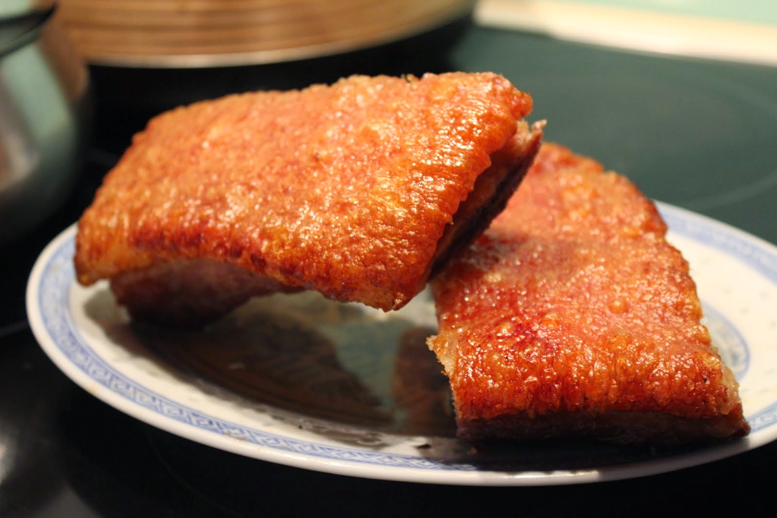 Cantonese Roast Pork Belly