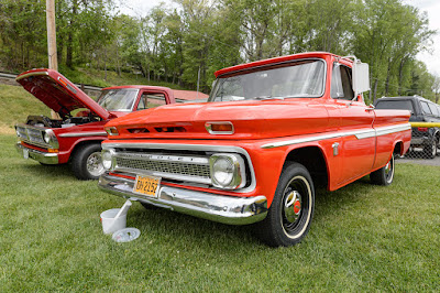 Joe Ledford's 1964 Chevy Pickup