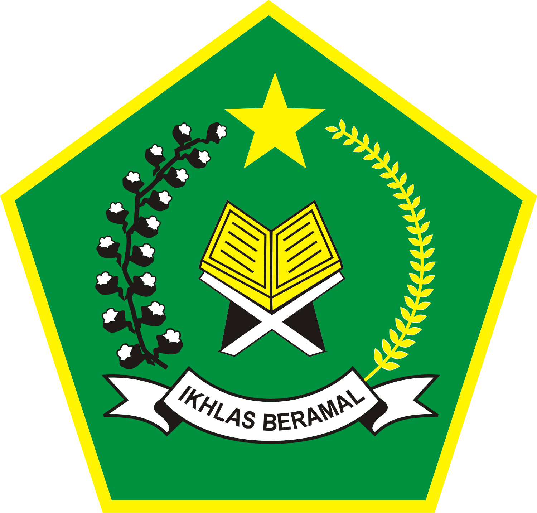 LOGO DEPARTEMEN AGAMA  Gambar Logo