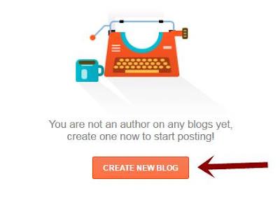 Cara Membuat Blog Baru Gratis - Panduan Untuk Pemula