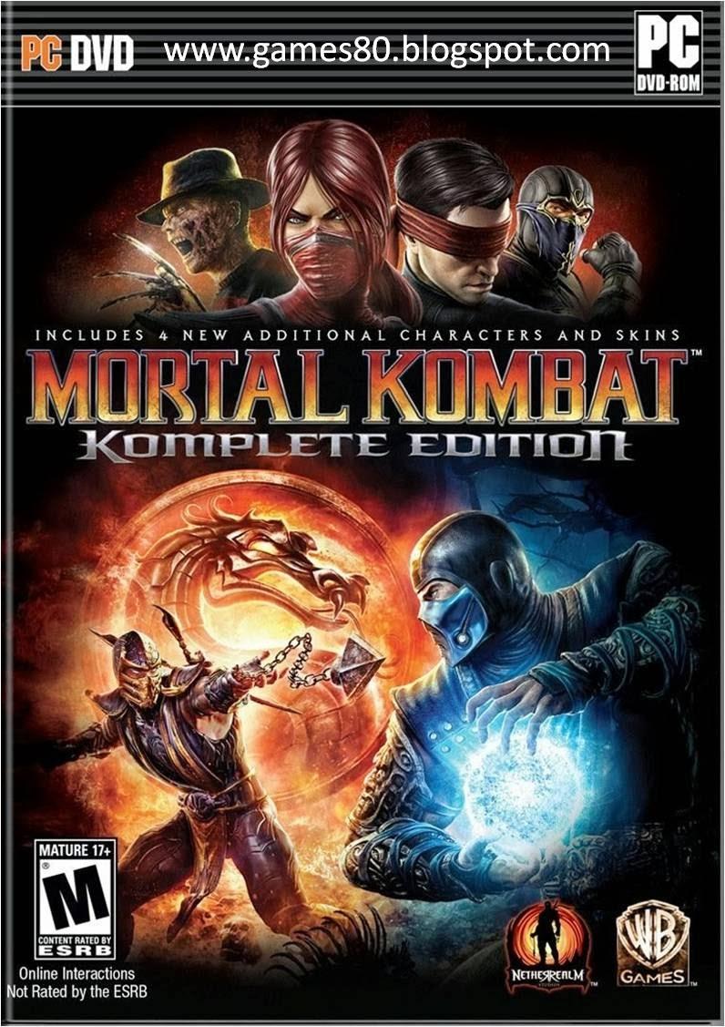 Mortal Kombat Online: Mortal Kombat 5 Free Download PC Game Full Version