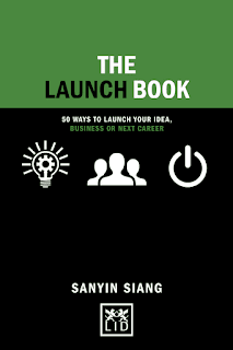 The Launch Book. Sanyin Siang