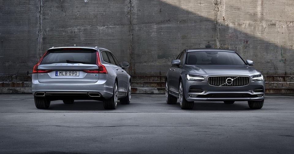 New Volvo S90 And V90 Polestar Models To Get Hybrid Power