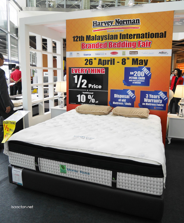 Shop for your favourite branded beds