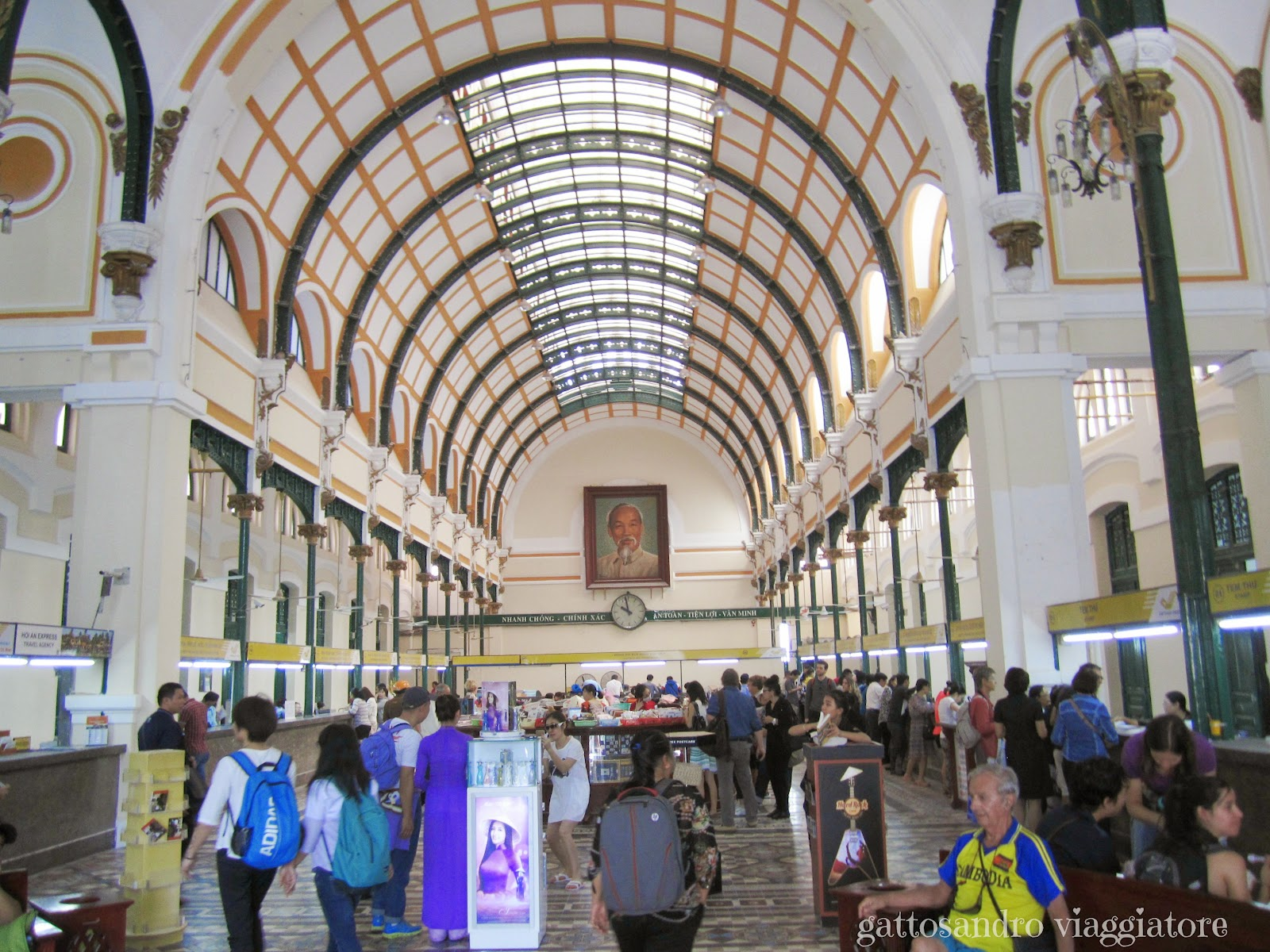 Posta centrale Saigon