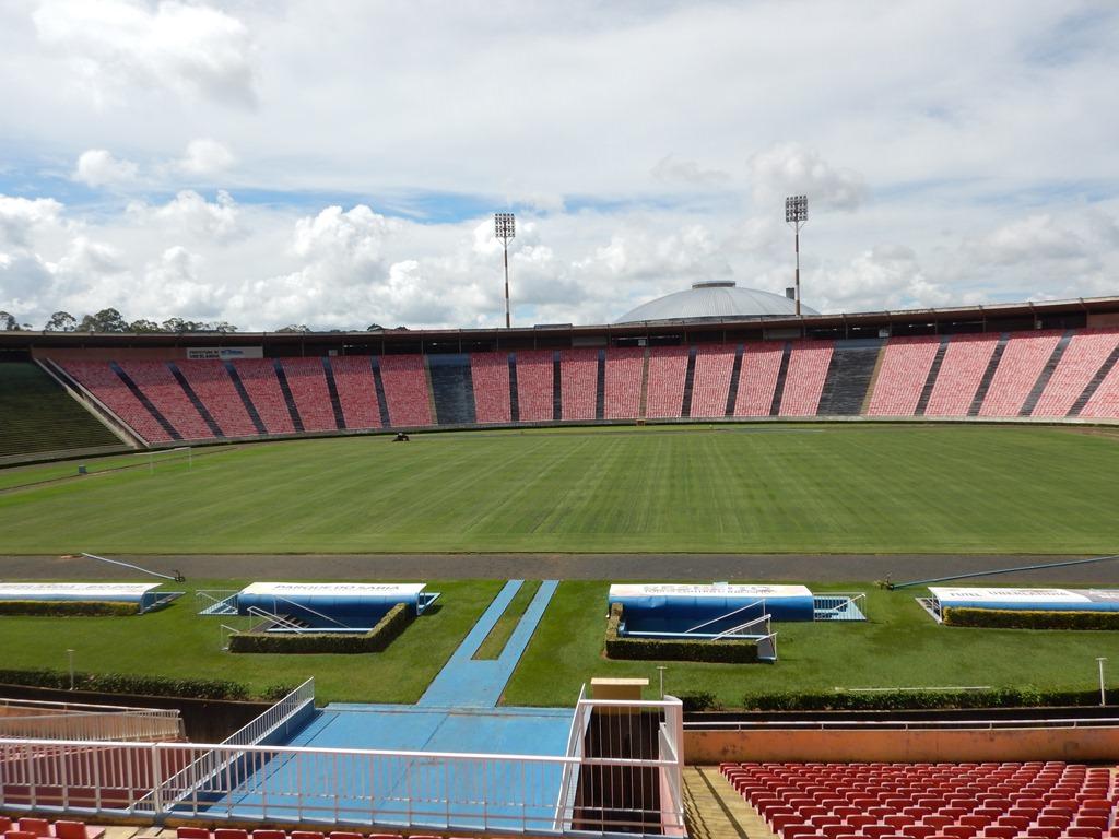 Estádio Municipal do Sabiá