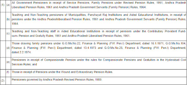 Dearness Relief to Pensioners with effect from 01.07.2017 with DR Table G.O.M s.No.154