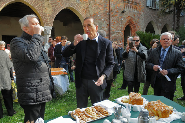 Sindaco Beppe Sala a Crescenzago