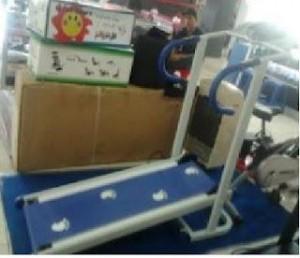 JUAL TREADMILL MANUAL FT0212 # Alat olahraga Fitness Termurah