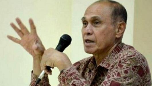 Besok, Kivlan Zen Gelar Aksi di KPU-Bawaslu Tuntut Diskualifikasi Jokowi