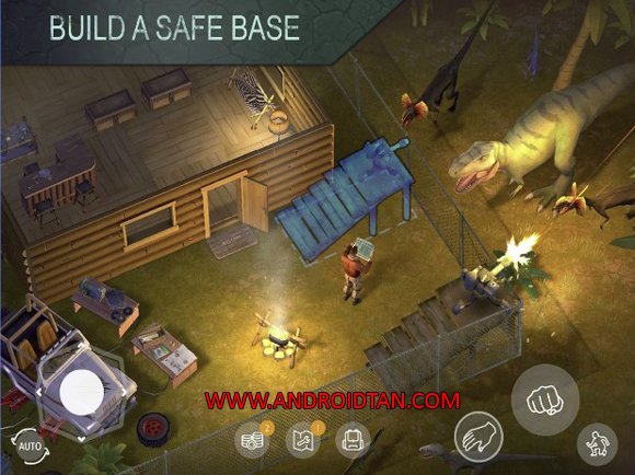 Jurassic Survival Mod Apk for Android