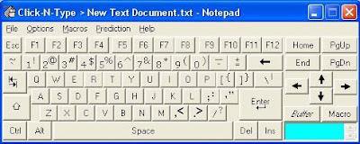 download aplikasi Click-N-Type virtual keyboard gratis