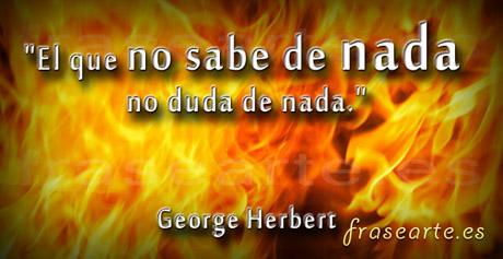Frases para pensar, George Herbert