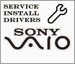 Sony VAIO Drivers Downloads ENGLISH