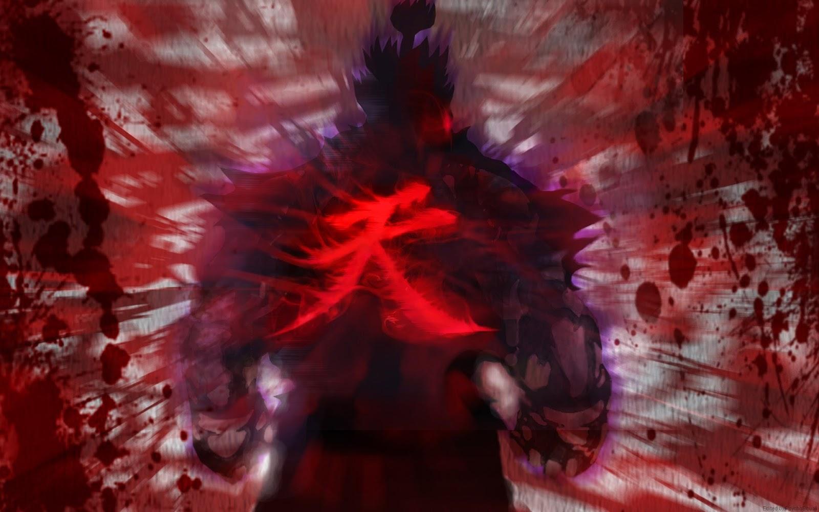 Dcf Blog Street Fighter 5 Akuma