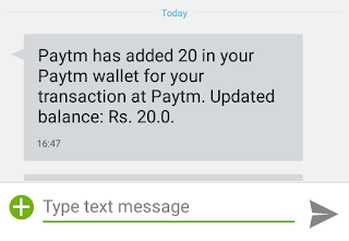 Paytm loot lo offer