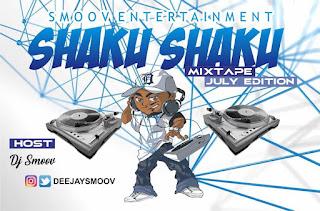 Return of Shaku shaku mix by DeeJaySmoov (DJ Smoov)