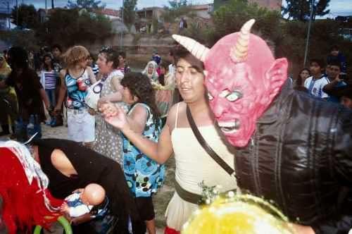 Tarija es el departamento que registró más riñas en Carnaval