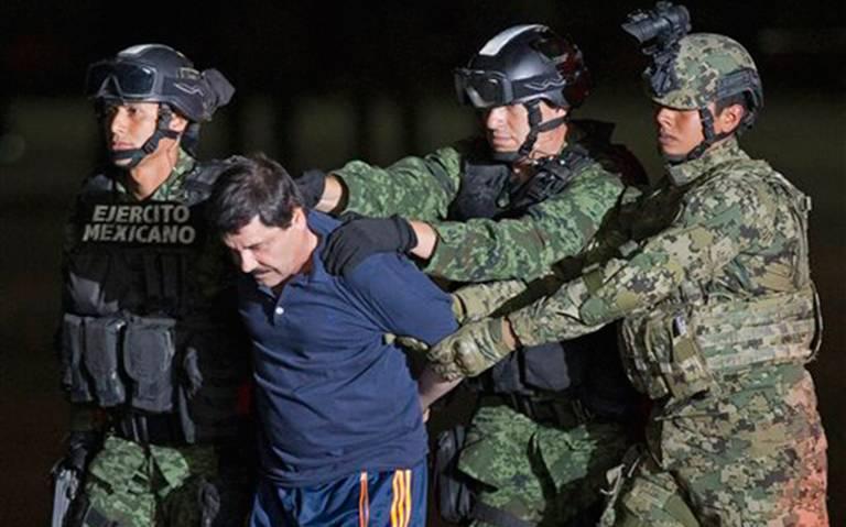 """Han capturado 108 narcos; van por El Mayo Zambada, """"El Mencho"""" y otros 14 lideres"""