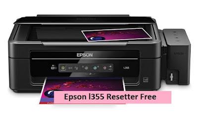 Resetter Epson l355