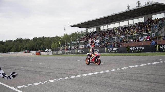 Jelang MotoGP Republik Ceko: Marquez Tak Pikirkan Keunggulan Besar di Papan Klasemen