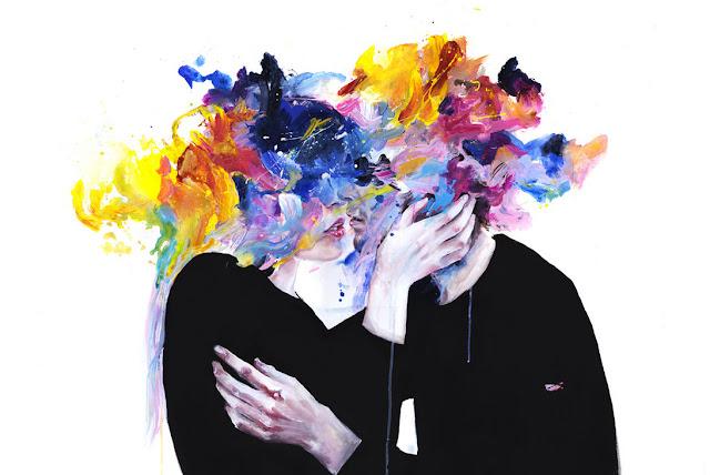 kadın ve erkek,art,sanat,kadın erkek ilişki