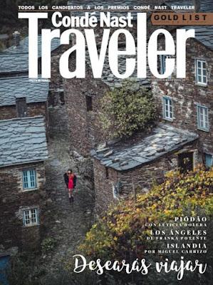 Revista Condé Nast Traveler España Diciembre 2017