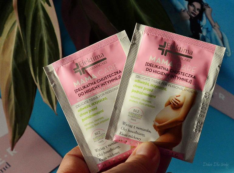 ShinyBox Winter Wonderland Efektima Pharmacare Delikatne chusteczki