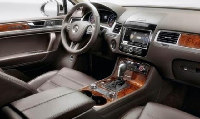 2018 VW Touareg TDI Redesign
